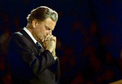 Billy Graham, Pastor de los Presidentes, muere a los 99 años
