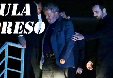 ¿Por qué delitos condenaron a Lula da Silva?