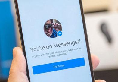 Facebook escanea las fotos y los enlaces que envías en Messenger
