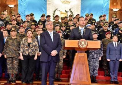 Jimmy Morales dejará a Guatemala sin CICIG