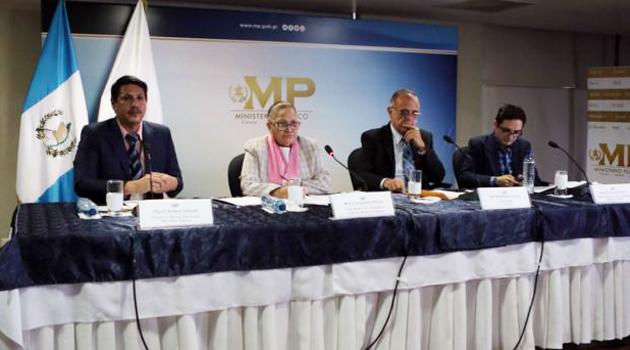 MP y CICIG presentaron solicitudes de antejuicio contra Presidente de la República, Jimmy Morales y diputada Nineth Montenegro